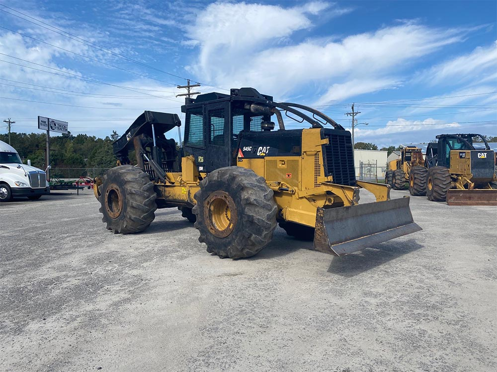 2014 Caterpillar 545C for sale