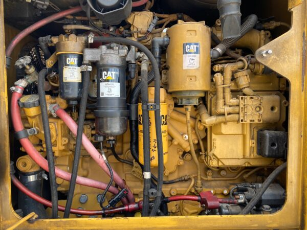 2014 Cat 563C feller buncher for sale with SH-56B sawhead