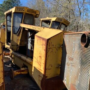 2000 Tigercat 720C dismantled for used Tigercat 720C parts