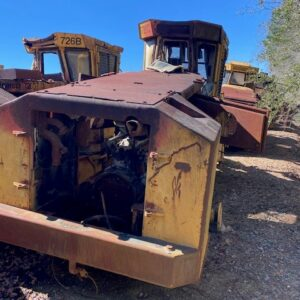 2000 Tigercat 720C dismantled for Tigercat 720C used parts