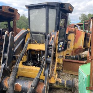 2012 Cat 563C SN JCB00286 dismantled for Cat 563C used parts