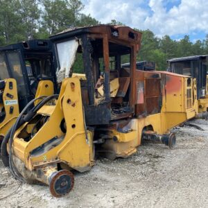 2015 Cat 563C SN W6300197 dismantled for Cat 563 used parts