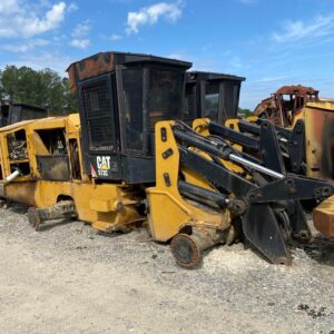 2014 Cat 573C SN W7300137 dismantled for Cat 573C used parts