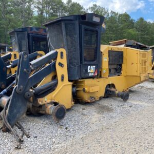 2015 Cat 563C SN W6300168 dismantled for Cat 563C used parts