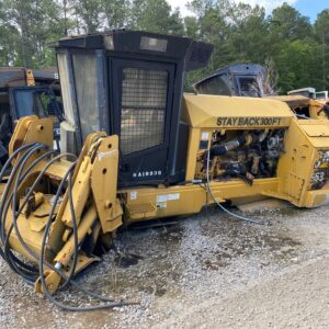 2011 Cat 563 SN HA19936 dismantled for Cat 563 used parts