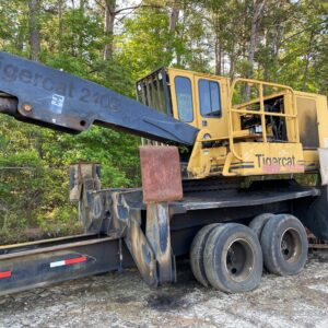 2000 Tigercat 240B SN 2400554 dismantled for Tigercat 240B used parts