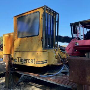 1998 Tigercat 230 SN 2300119 dismantled for Tigercat 230 used parts