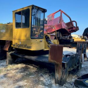 2005 Tigercat 240B SN 2401354 dismantled for Tigercat 240B used parts
