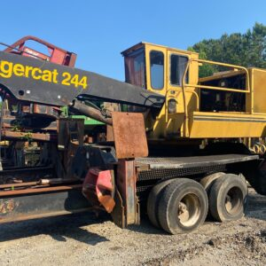2004 Tigercat 244 SN 2440144 dismantled for Tigercat 244 used parts