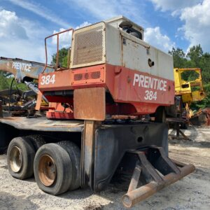 2003 Prentice D384 SN D384P59009 dismantled for Prentice D384 used parts