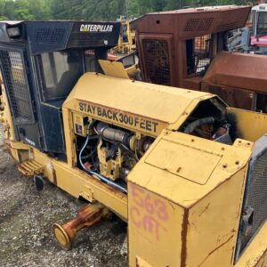 2006 Cat 563 SN HA19291 dismantled for Cat 563 used parts