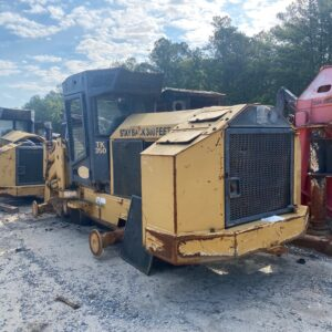Timber King TK350 SN HA18860 dismantled for used Timber King TK350 parts