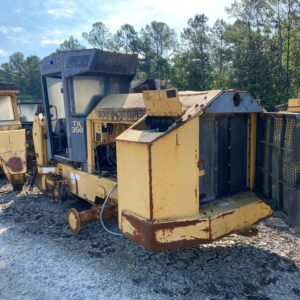 2004 Timber King TK350 SN HA18693 dismantled for TK350 used parts