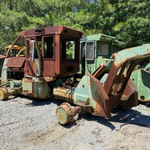 2000 Q70 SN 18174 dismantled for Franklin Q70 used parts