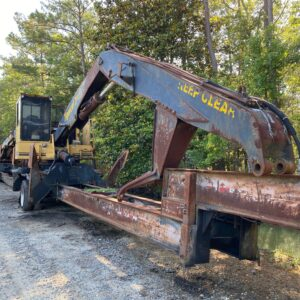 2004 Tigercat 240B SN 2401773 dismantled for Tigercat 240B used parts