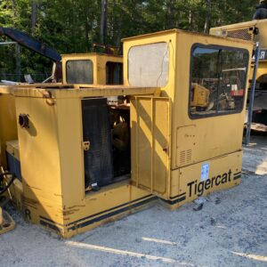 2001 Tigercat 240B SN 2400629 dismantled for Tigercat 240B used parts