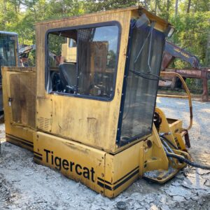 2003 Tigercat 240B SN 2400858 dismantled for Tigercat 240B used parts