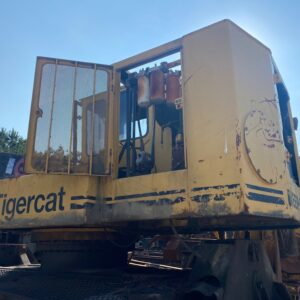1999 Tigercat 240 SN 2400277 dismantled for Tigercat 240 used parts