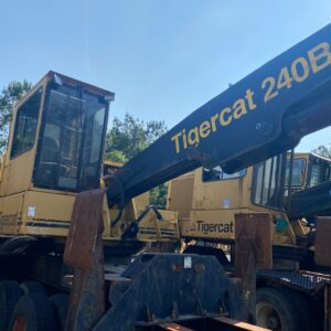 2004 Tigercat 240B SN 2401082 dismantled for Tigercat 240B used parts