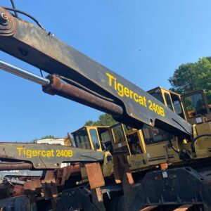 Tigercat 240B used main boom part # 2399D for sale