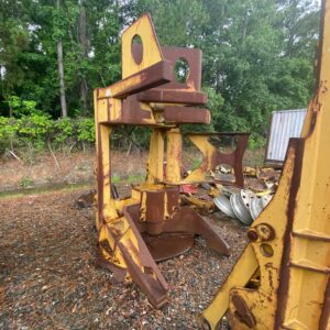 Tigercat DW5501 SN 551864 used saw head for sale