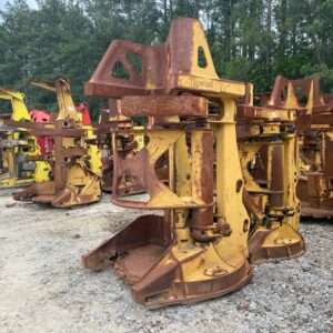 Tigercat DW5502 SN 552342 used saw head for sale