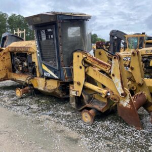 2002 Hydro Ax 670 SN 8103 dismantled for Hydro Ax 670 used parts