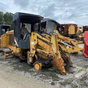 2004 Hydro Ax 670 SN HA18473 dismantled for Hydro Ax 670 used parts