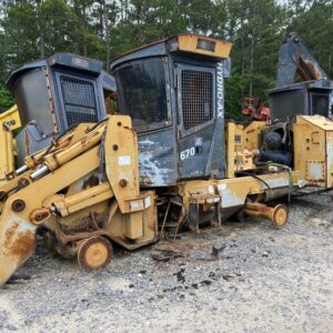 2002 Hydro Ax 670 SN 8042 dismantled for Hydro Ax 670 used parts