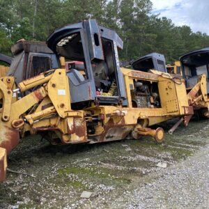 2004 Hydro Ax 470 SN HA18354 dismantled for Hydro Ax 470 used parts
