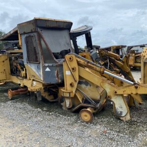 2000 Hydro Ax 611EX SN 7575 dismantled for Hydro Ax 611EX used parts