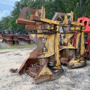 Tigercat DW5502 SN 561309 used saw head for sale