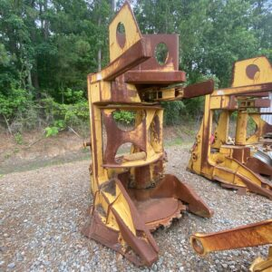 Tigercat DW5501 SN 551841 used saw head for sale