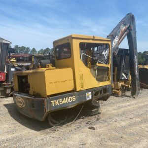 Timberking TK540DS SN PR59789 dismantled for Timberking TK540 used parts